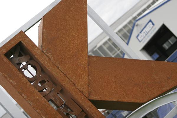 Skulptur Koestner Diespeck bei Neustadt Aisch